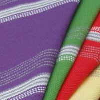 Buy cheap 100% Cotton Pique Engineering Stripe product