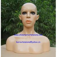 Buy cheap Display Head Mannequin Head 010 from wholesalers