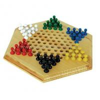 Wholesale Wooden Games Wooden Checkers from china suppliers