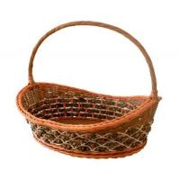 Buy cheap Oval Rattan Basket from wholesalers