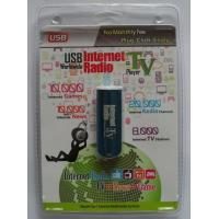 Buy cheap USB Internet Radio TV Player News Games Worldwide from wholesalers