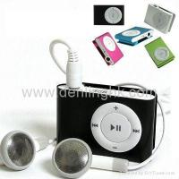 Buy cheap Hottest Ipod Shuffle MP3 Player DLMP3A from wholesalers