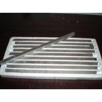 Buy cheap High Proportion Tungsten-based Alloy Pure tungsten bar from wholesalers