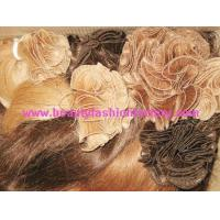 Buy cheap Hand tied weft hair extension Manufacturer,Supplier from wholesalers