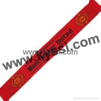 Buy cheap English F. A. Premier League Soccer Team Scarf Football Scarf from wholesalers