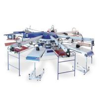 Wholesale Multi-color Automatic Rotating Screen Printing Machine from china suppliers