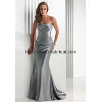 Wholesale hot sale evening dress evening gown pageant dress bridal party dress P-39 from china suppliers