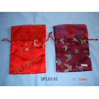 Wholesale brocade with organza bag DFL0145 from china suppliers