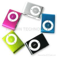 Wholesale MP3 players clip - MP3 Player Clip 1GB - Free Silicone Skin from china suppliers
