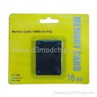 Buy cheap PS2 memory card from wholesalers