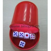 Buy cheap Dice set with LED from wholesalers