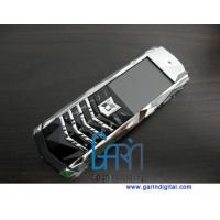 Buy cheap Luxury Mobible Boucheron 150 Silver Signature S Design GSM Mobile Phone from wholesalers
