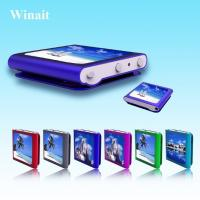 Buy cheap 6th Generation 1.5 inch TFT-65K display MP4 player with FM recorder from wholesalers