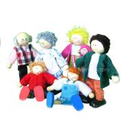 wooden dolls family Manufactures