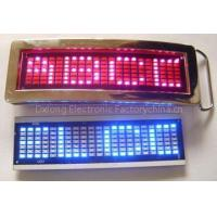 Sell LED Buckle And LED Dog Tag Manufactures