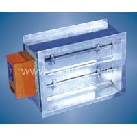 Buy cheap Electric volume control damper from wholesalers