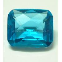 machine cut and hand cut cubic zirconia Manufactures