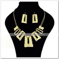 Buy cheap Alloynecklacewith no stone(s)in matte gold plating, with lariat chain from wholesalers