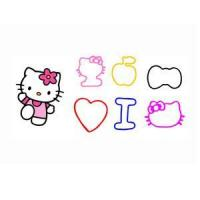 Wholesale Hello kitty silly bandz from china suppliers