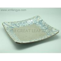 Buy cheap Tableware porcelain hand-painted plate porcelain hand-painted plate from wholesalers