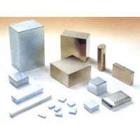 Buy cheap Sintered Nd-Fe-B magnets from wholesalers