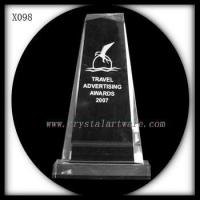 Wholesale X-Crystal Trophy from china suppliers