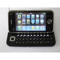 Buy cheap Mobile Phone Name:Unlocked Wifi Java Tv Touch Mobile Phone with Flip Keyboard from wholesalers
