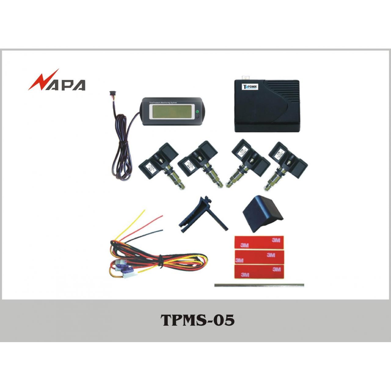 Wholesale TPMSTyre Pressure Monitoring System  TPMS-05 from china suppliers