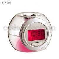 Buy cheap Color Change Gift Clock ETA-289 from wholesalers
