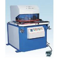 Buy cheap HYDRAULIC FOOT POWER, AIR POWER NOTCHING MACHINE from wholesalers