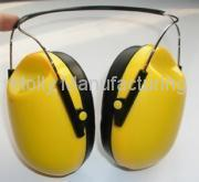 EAR MUFF Ear muffItem No.: EY24Description:Ear muff(NRR:25dB),light weight,it can be worn behind neck or under chin. Manufactures