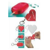 Buy cheap Pill Box P-1128 HEA P-1128 HEART SHAPE KEYRING WITH FLASHLIGHT from wholesalers