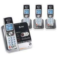 Wholesale AT&T See details AT&T TL72408 5.8 GHz Four Handset Cordless Telephone with Answering System and Caller ID from china suppliers