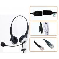 Wholesale Binaural Call Center Headset from china suppliers
