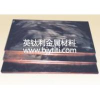 Buy cheap Composite Materials Series  Special clad plate seriesItem #:15414-194Model:Was Price:0/aNow Price:0/aLast update:2010.01.30Manufacturer:Baoji intelle metals Co.,Ltd. from wholesalers