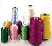 Wholesale 100% spun polyester sewing thread 100% rayon or polyester embroidery thread Key features & specifications. from china suppliers