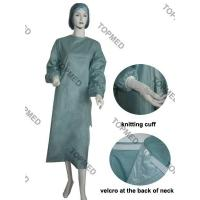 Cap Polyester with Woodpulp surgical gown