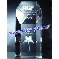 Wholesale Crystal Awards&Trophies H5508 from china suppliers