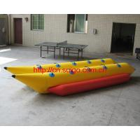 Buy cheap Inflatable Motor Boat Inflatable Banana Boat(10person) from wholesalers