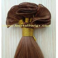 Buy cheap Weft / Weaving Hair Extension Hand tied Weft hair Products from wholesalers