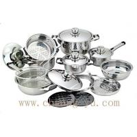 Wholesale 21 PCS COOKWARE SET Item:CYTG2105 from china suppliers