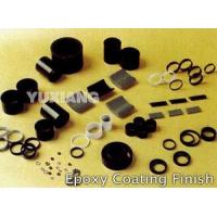 Buy cheap Polymer Bonded NdFeB magnet ring,Polymer Bonded NdFeB magnet tile,Polymer Bonded NdFeB magnet segment from wholesalers