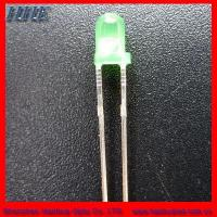 Wholesale 3mm round led(3.0*5.3) green color from china suppliers