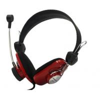 Wholesale Headset W/Mic.Arm TL-601 red from china suppliers