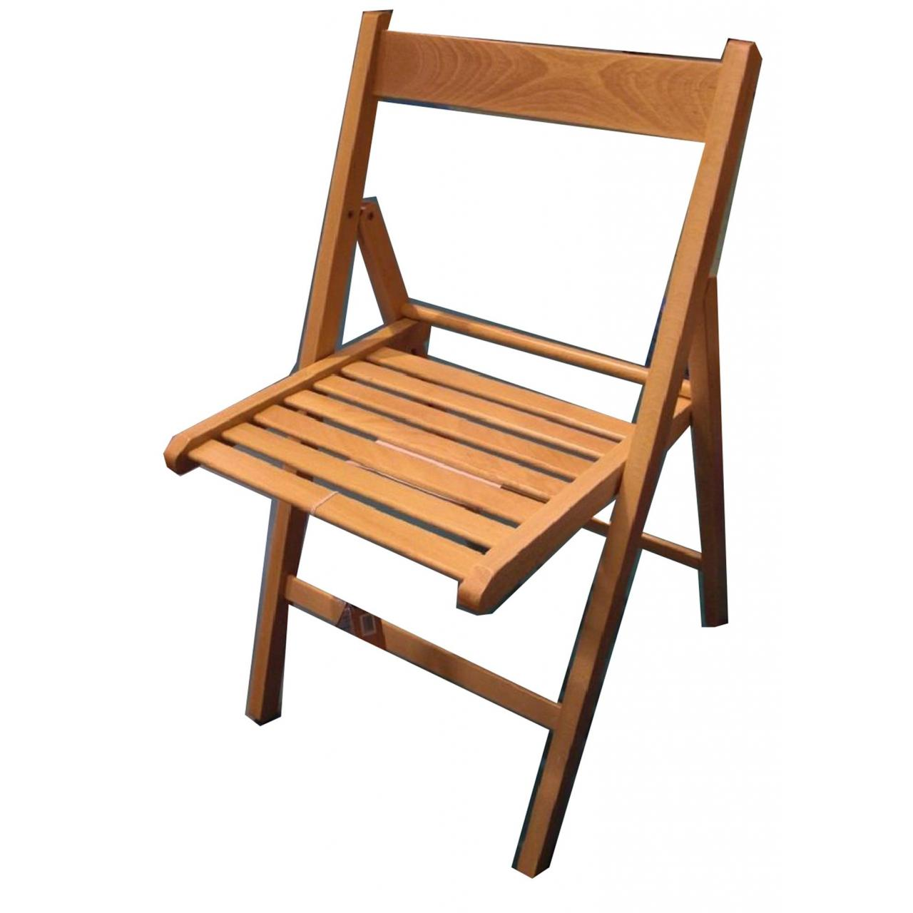 China Wooden Furnitures - wood folding chair on sale