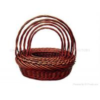 Wicker and grass lines