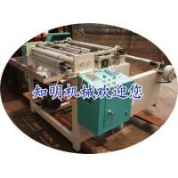 Buy cheap Non-wovens machine ZMJ-SMT-F SMT Stencil Clean roll Processing machine from wholesalers