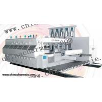 Wholesale LX-608 Full computerized high speed flexo printing slotting & die cutting machine from china suppliers