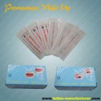 Buy cheap Permanent Make-up Permanent Make-up Needles Model No:RT-MUP3002 from wholesalers