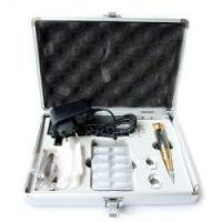 Wholesale Cosmetic tattoo gun permanent makeup tattoo kits Model No:RT9-1003 from china suppliers